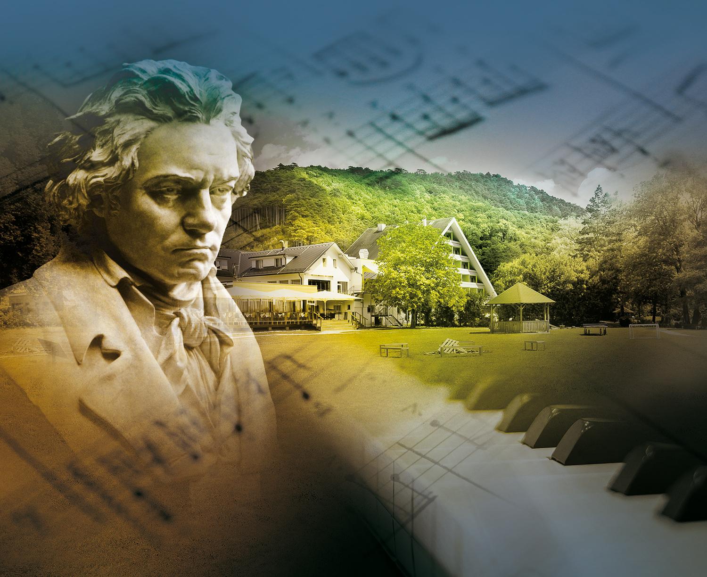 Mit Beethoven am Wegerl im Helenental