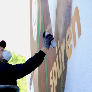 Graffiti-Künstler Daniel Rappitsch (Canlab Art Projects)