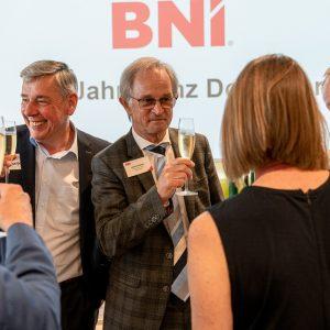 vlnr. Johann Bauernberger, Harald Kotterer und Werner Berger